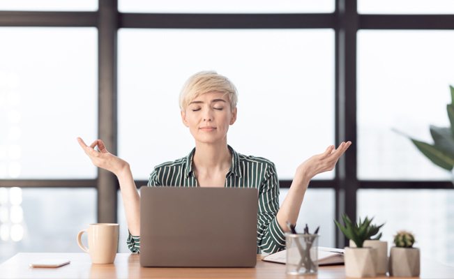 Practice Mindfulness At Work Today